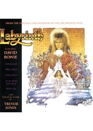 Original Soundtrack - Labyrinth [Bowie] (Music CD)