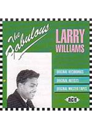 Larry Williams - Fabulous Larry... (Music CD)