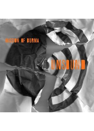 Mission of Burma - Unsound (Music CD)