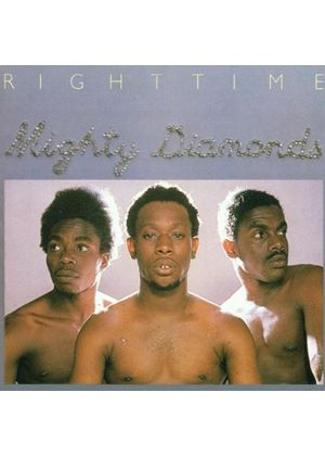 Mighty Diamonds - Right Time (Music CD)