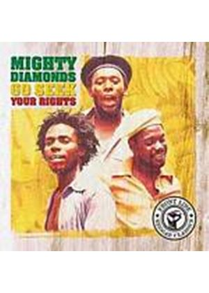 Mighty Diamonds - Go Seek Your Rights (Music CD)