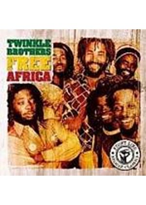 Twinkle Brothers - Free Africa (Music CD)