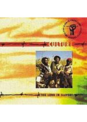 Culture - Too Long In Slavery (Music CD)