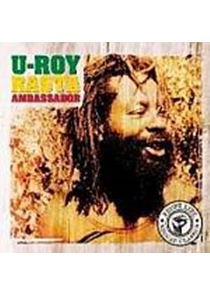 U-Roy - Rasta Ambassador (Music CD)