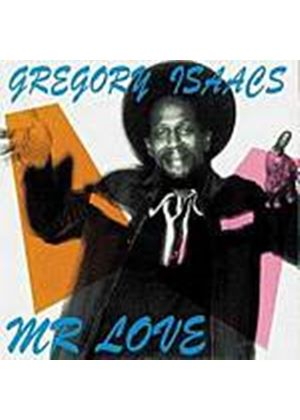 Gregory Isaacs - Mr. Love (Music CD)