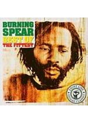 Burning Spear - Best Of The Fittest (Music CD)