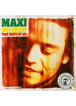Maxi Priest - The Best Of Me (Music CD)