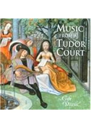 Music from a Tudor Concert (Music CD)