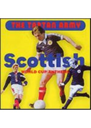 Various Artists - Tartan Army - Scottish World Cup Anthems (Music CD)