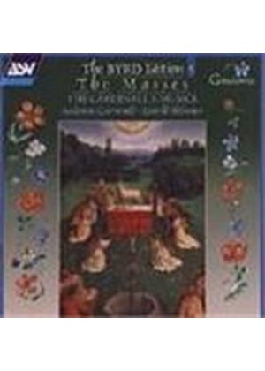 William Byrd - Masses - Carwood (Music CD)