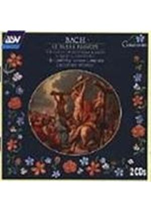 Johann Sebastian Bach - St. Mark Passion (Webber, Cambridge Baroque Camerata) (Music CD)