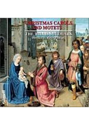 Various Composers - Christmas Carols And Motets (Tallis Scholars, Phillips) (Music CD)