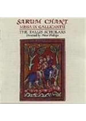 Sarum Chant - Missa in gallicantu