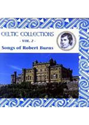 Various Artists - Songs Of Robert Burns Vol.2-Celtic Collection (Music CD)