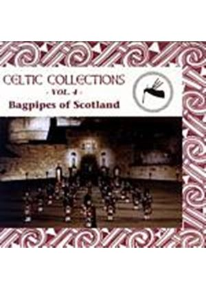 Various Artists - Bagpipes Of Scotland Vol.4-Celtic Collection (Music CD)