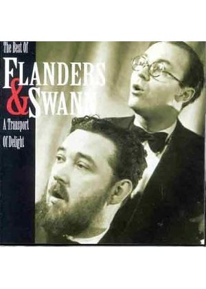 Flanders And Swann - Transport Of Delight - The Best Of (Music CD)