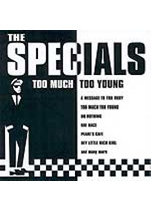 The Specials - Too Much Too Young (Music CD)