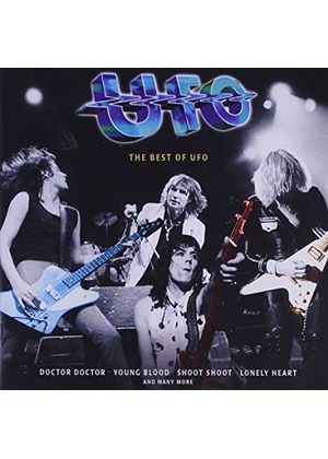 UFO - The Best Of (Music CD)