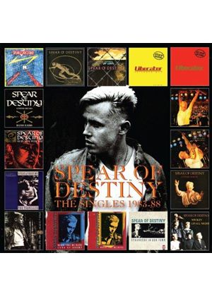 Spear of Destiny - Singles 1983-1988 (Music CD)