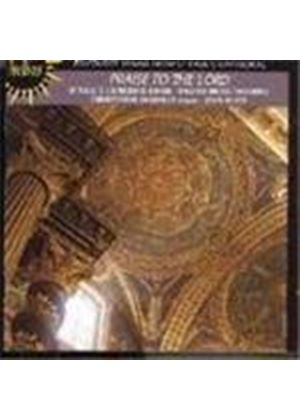 Various Composers - Praise to the Lord (Music CD)