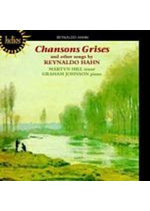 Hill/Johnson - Hahn/Chansons Grises & Other Songs (Music CD)