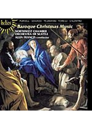 Northwest CO/Francis - Baroque Christmas Music (Music CD)