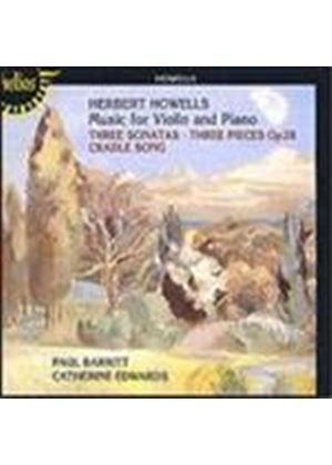 Howells: Music for Violin and Piano