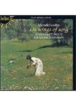 Felix Mendelssohn - On Wings Of Song (Johnson, Price)