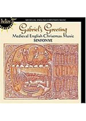 Various Composers - Gabriels Greeting - Medieval English Christmas Music (Music CD)