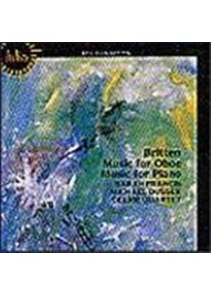 Britten: Music for Oboe and Piano