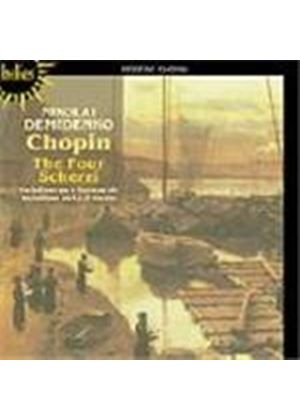 Chopin: Scherzi & other Piano Works