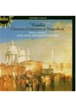 Vivaldi: Vocal and Orchestral Works