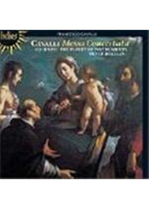 Cavalli: Messa Concertata; Canzonas and Motets