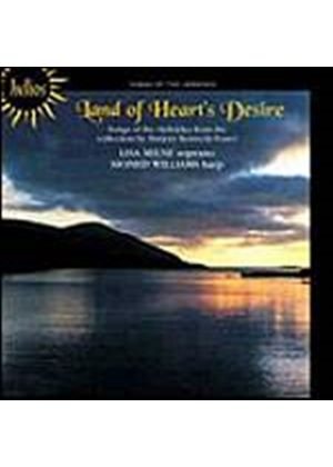 Lisa Milne And Sioned Williams - Land Of Hearts Desire (Music CD)
