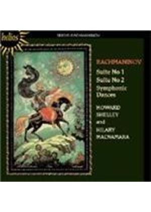 Rachmaninov: Works of Piano Duet