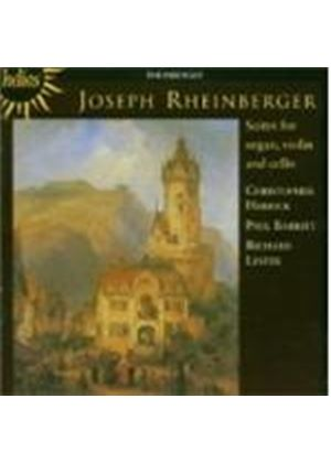 Rheinberger: Suites for Organ,Violin and Cello