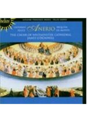 Anerio, G & F: Requiem and Motets
