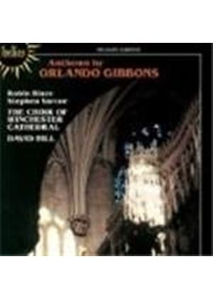 Orlando Gibbons - Anthems And Verse Anthems (Hill) (Music CD)