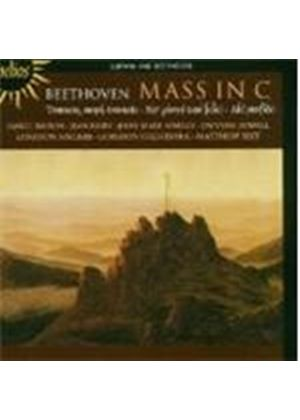 Beethoven: Mass in C; Arias