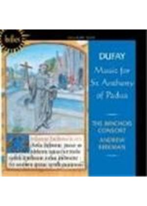 Guillaume Dufay - Music For Saint Anthony Of Padua (Kirkman, Binchois Consort) (Music CD)