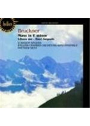 Anton Bruckner - Mass In E Minor (Best, ECO Wind Ens, Corydon Singers) (Music CD)