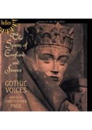(The) Spirits of England and France, Vol 2 - Songs of the Trouvères (Music CD)