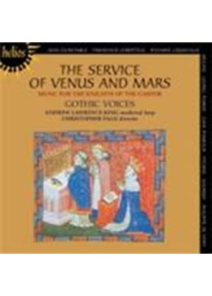 (The) Service of Venus and Mars (Music CD)