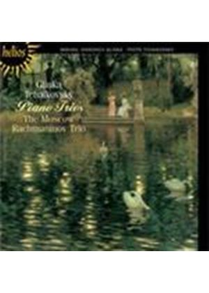 Glinka; Tchaikovsky: Piano Trios (Music CD)