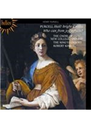 Purcell: Hail! Bright Cecilia (Music CD)