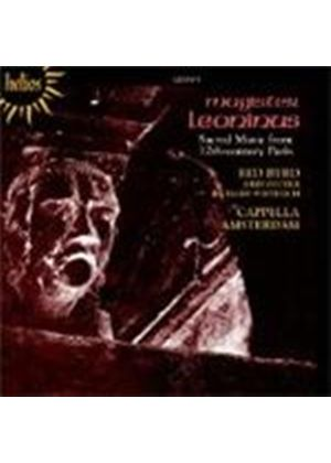 Leonin: Sacred Music from Paris (Music CD)