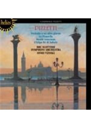 Pizzetti: Orchestral Music (Music CD)