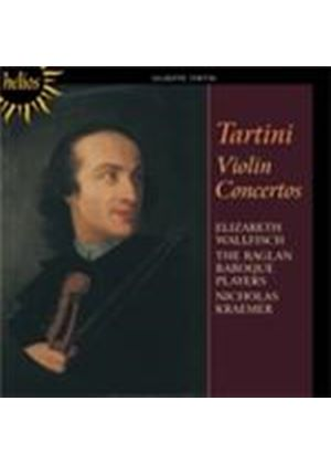 Tartini: Violin Concertos (Music CD)