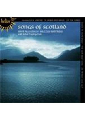 Songs of Scotland (Music CD)