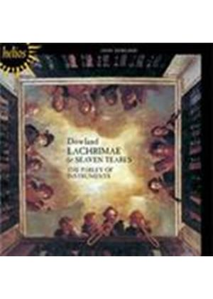 Dowland: Lachrimae, or Seaven Teares (Music CD)